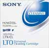 Ultrium LTO Universal Cleaning Cartridge Tape LTX-CL Sony for Ultrium-1, 2, 3, 4 & 5 Tape Drives