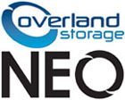 NEO Autoloaders and Tape Libraries by Overland Storage